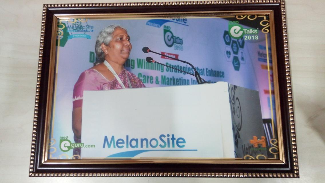 Rama madam - E talk 2018 photo